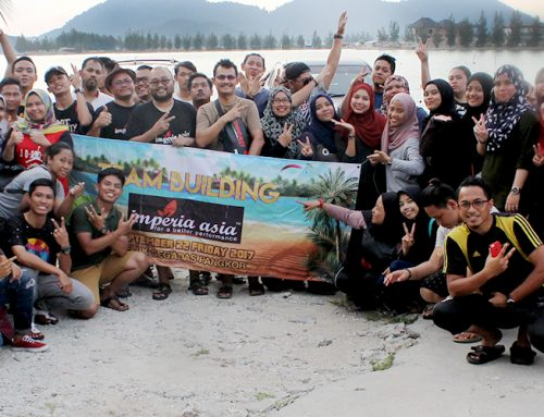 TEAM BUILDING TELUK SEGADAS